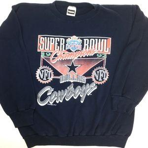 Super Bowl Champions 27 Dallas Cowboys 1992 XL